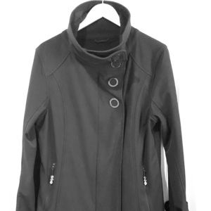 Lululemon long jacket.  Great for fall!
